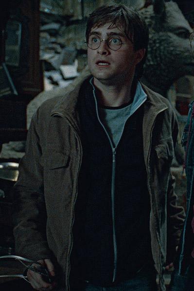 Radcliffe var plørefuld i Harry Potter! Daniel Radcliffe, Harry Potter,