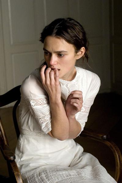Knightley øvede sig i at elske spanking! Keira Knighley, A Dangerous Method,