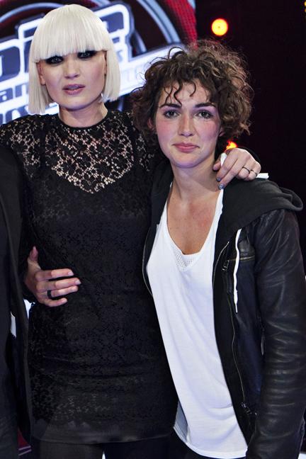 Voice-deltager på sexbilleder! Voice - Danmarks største stemme, Freja Kirk, Sharin foo,