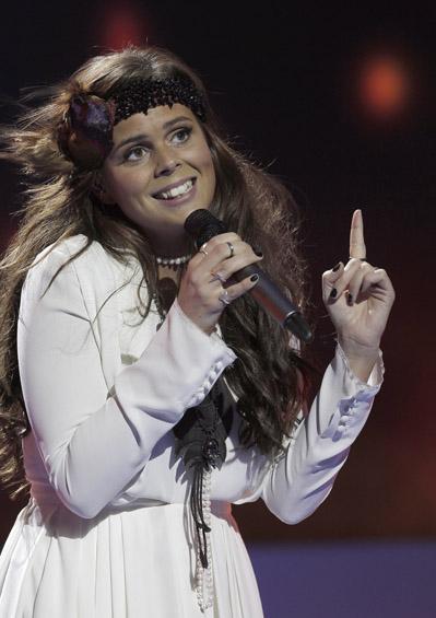 Træ kan give Katrine X Factor-sejren! X Factor, Katrine,