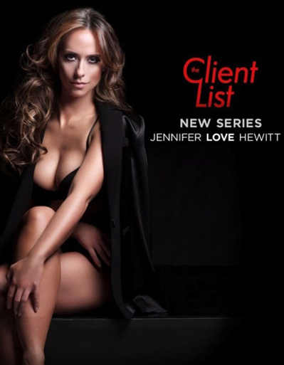 Jennifer Love Hewitt i fræk strip-video! Jennifer Love Hewitt,
