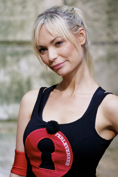 Mascha Vang til grin på TV3! Mascha Vang, Masterchef,