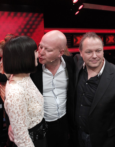 X Factor-skænderierne fortsætter! X Factor, Thomas Blachman, Pernille Rosendahl, Cutfather,