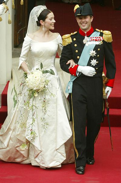 Frederik og Mary brænder penge af! Frederik, Mary, kronprins,