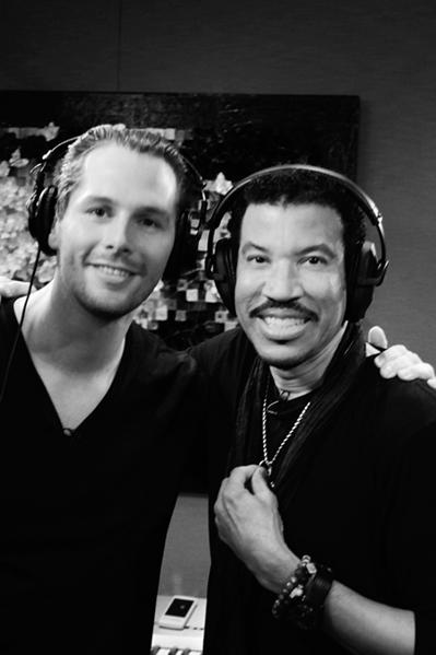 Lionel Richie fik tæsk af konen! Lionel Richie, Hello,