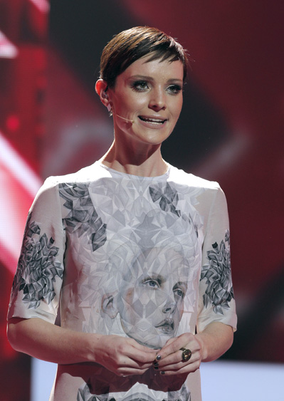 Lise Rønne færdig med X Factor! X Factor, Lise Rønne,
