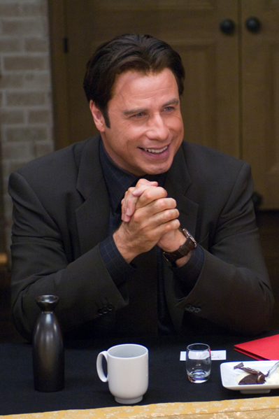 Homorygter om Travolta blusser op! John Travolta, Kelly Preston, Carrie fisher,