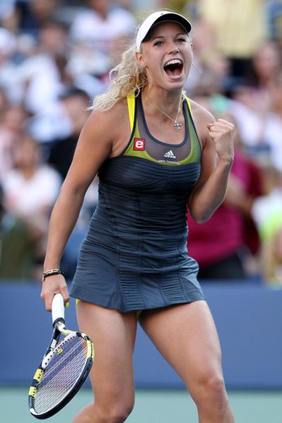 Hør Wozniackis debutsingle! Caroline Wozniacki,