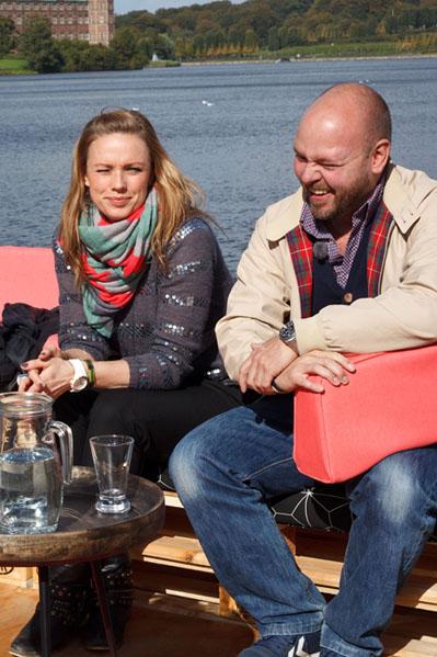 Lisbeth Østergaard vil droppe Danmark! Lisbeth Østergaard, Voice - Danmarks største stemme, skriftestolen,