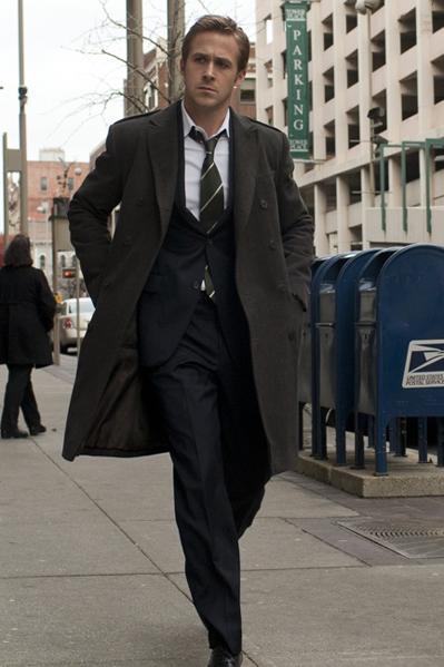 Ryan Gosling redder journalists liv! Ryan Gosling,