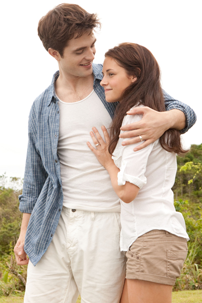 Stewart: Tab dig, Pattinson! Kristen Stewart, Robert Pattinson, Twilight,