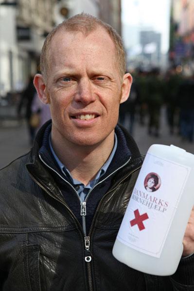 Morten Spiegelhauer hjemløs! Morten Spiegelhauer, Operation X,