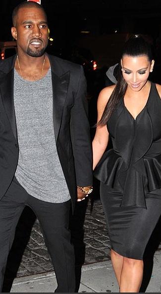 Kanye West og Kim Kardashian nyt par ! Kim Kardashian, Kanye West,