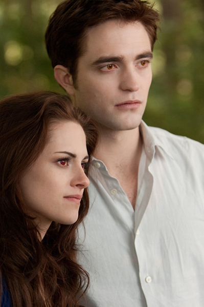 Stewart for vild til Twilight-sexscene! Kristen Stewart, Robert Pattinson, Twilight,