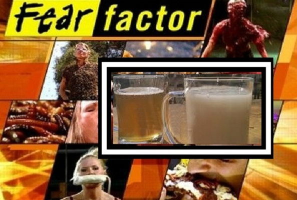 TV3 tillader bandlyst æsel-sæd! Fear Factor, Fear Factor USA,