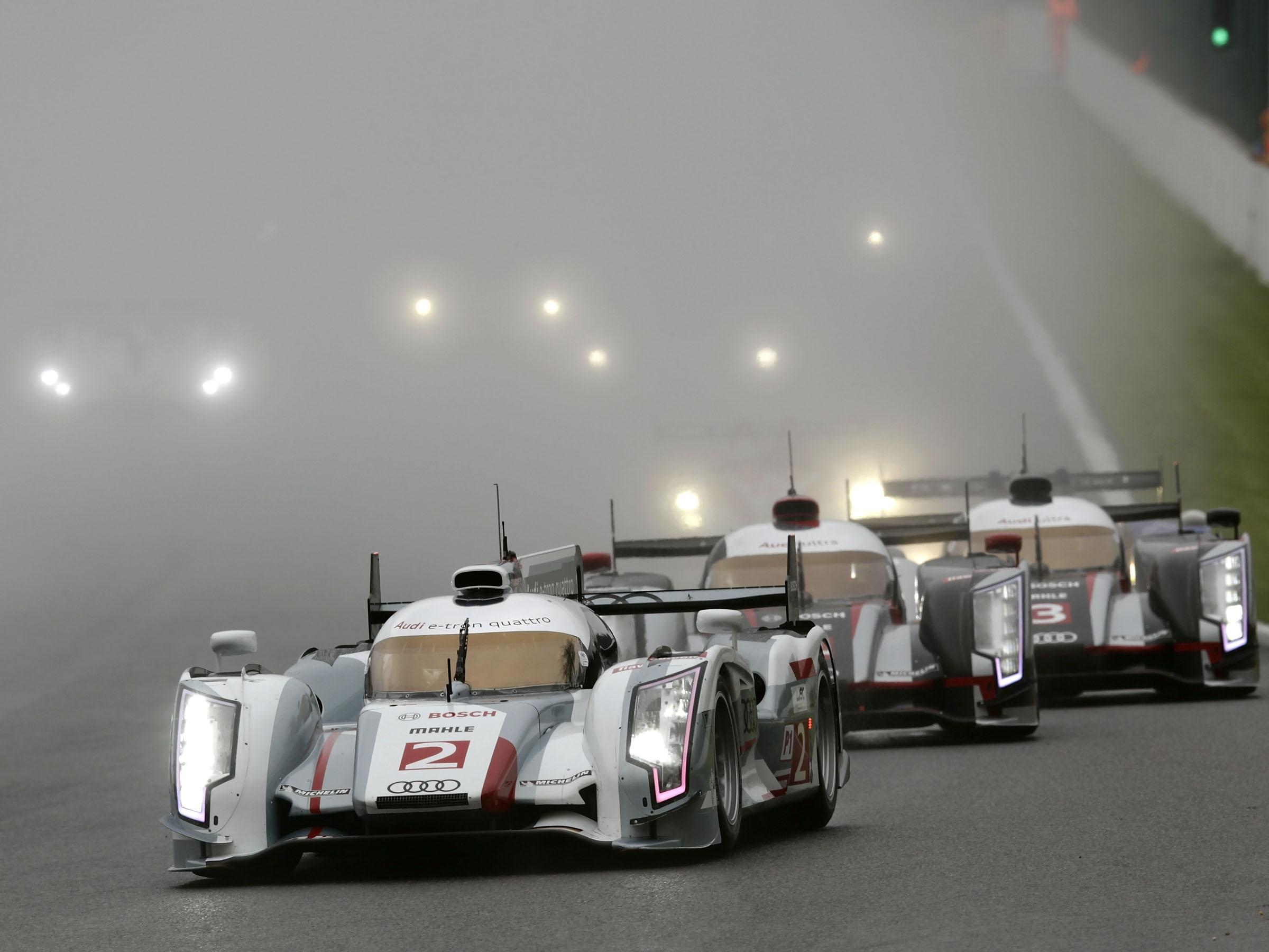 Tom K. klar til weekendens Le Mans!