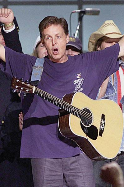 Sær McCartney-aflysning i Horsens! Paul McCartney,