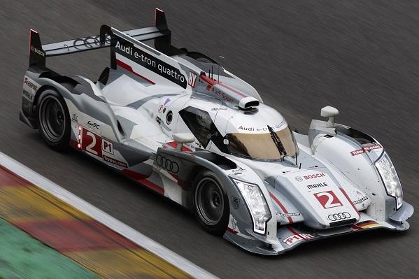 Le Mans: Tom K. blev nummer 2! Le Mans, Tom Kristensen,