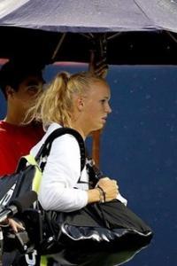 Caroline Wozniacki i semifinale og finale i dag ! Caroline Wozniacki,