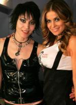 Carmens lesbiske affære Carmen Electra, lesbisk, Joan Jett