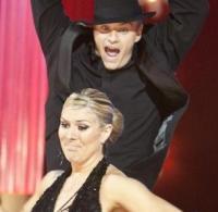 Casper og Vickie drak sine konkurrenter fulde ! Casper elgaard, vickie jo, vild med dans,