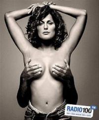 Andrea Rudolph får kr. 75.000.-for topløse billeder! Andrea Elisabeth Rudolph, vild med dans