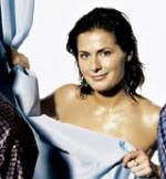 Andrea igen i 'Vild med dans' Andrea Elisabeth Rudolph, vild med dans, Claus Elming