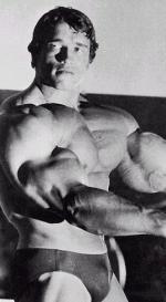 Arnold med joint Arnold Schwarzenegger