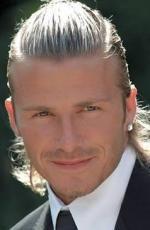 Beckham skal spille soccer David Beckham, Real Madrid, fodbold