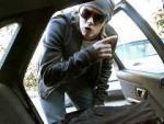 Beckham sigtet for overfald David Beckham, real madrid