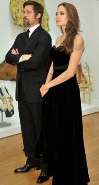 Brad Pitt og Angelina Jolie er nu separeret ! Angelina Jolie, Brad Pitt