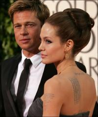 Brad Pitt og Jolie gift i Frankrig ! brad pitt, angelina jolie,