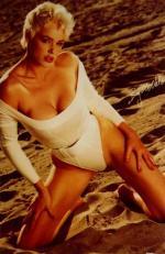 Brigitte var et mareridt Sylvester Stallone, Brigitte Nielsen