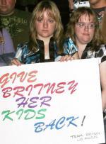 Britney dumper narkotest Britney Spears, narko, Kevin Federline, Forældremyndighed