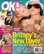 Britneys lesbiske pool-romance Britney Spears, lesbisk,