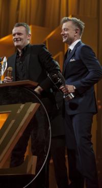 Burhan G - stor vinder i Zulu Awards 2011 ! burhan g,zulu,klovn,