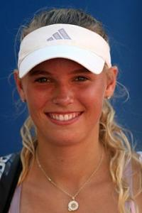 Grand Slam legende vild med Caroline Wosniacki Caroline Wosniacki