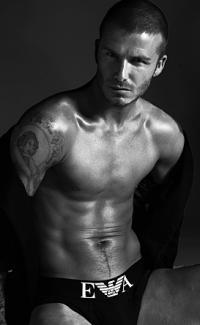 David Beckham lancerer nyt Armani undertøj David Beckham, Victoria Beckham, Emporio Armani