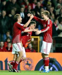 Danmark klar til VM i sydafrika !! vm,