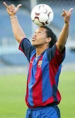 Danske mini-Ronaldinho til Liverpool Ronaldinho, Alexander Jacobsen