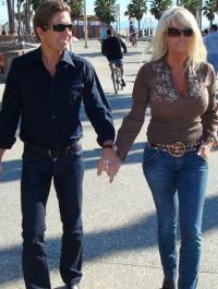 Erik og Anni forelskede igen på Malta erik damgaard, anni fønsby,