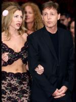 Et-benet deltager i 'Vild med dans' Heather Mills, Paul McCartney,