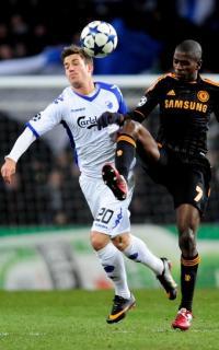 FCK vs Chelsea på TV3+ miraklet lever ! Torres, Anelka, Drogba, Terry,Lampard, Laudrup,Schmeichel,