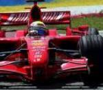 Ferrari i front i Malaysia formel, kimi, ferrari