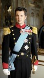 Frederik taber vielsesring Kronprins Frederik, Pingo, Mary