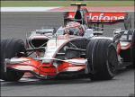 Kovalainen i front på Silverstone Heikki Kovalainen,