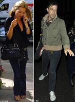 Kate Moss med ny kæreste Kate moss,