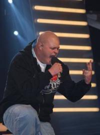 Kalle Pimp er Danmarks største Talent 09 ! Kalle pimb