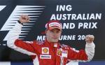 Kimi vandt, Lewis imponerede Lewis, Kimi, F1