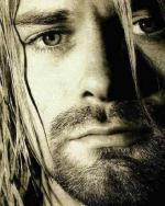 Kurt Cobain i engle-reklame Kurt Cobain, Dr. Martens